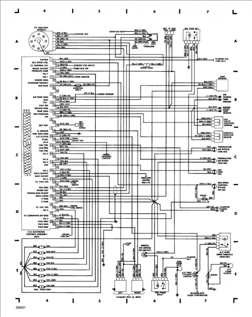 small resolution of size of car diagram i need an engine wiring diagram forcoln town car am
