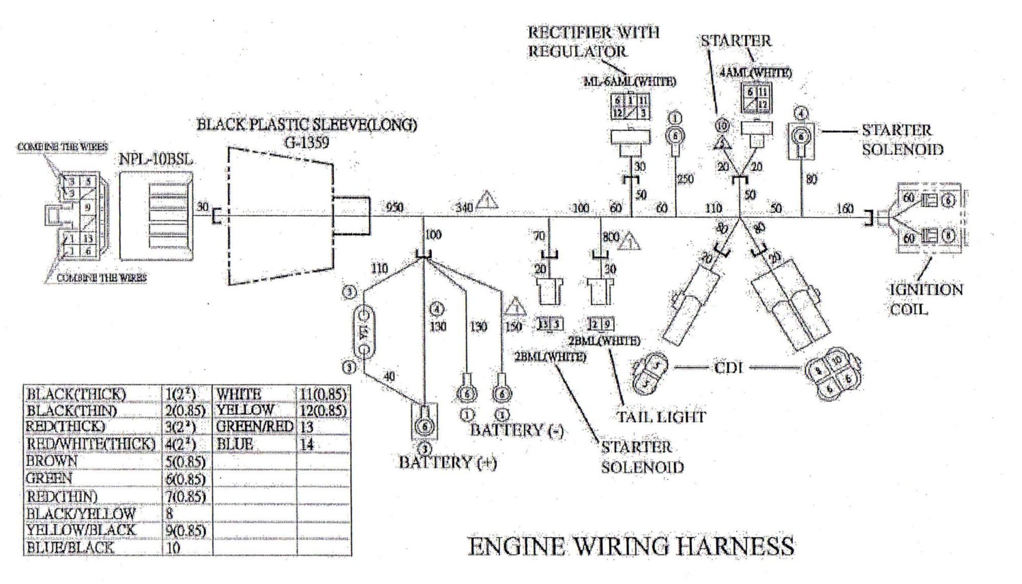 hight resolution of honda gxv390 wiring wiring diagram rows honda gx390 starter wiring diagram honda gx390 wiring diagram