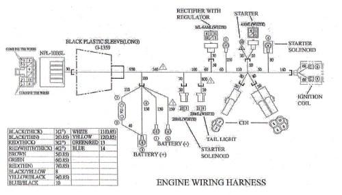 small resolution of honda gxv390 wiring wiring diagram rows honda gx390 starter wiring diagram honda gx390 wiring diagram