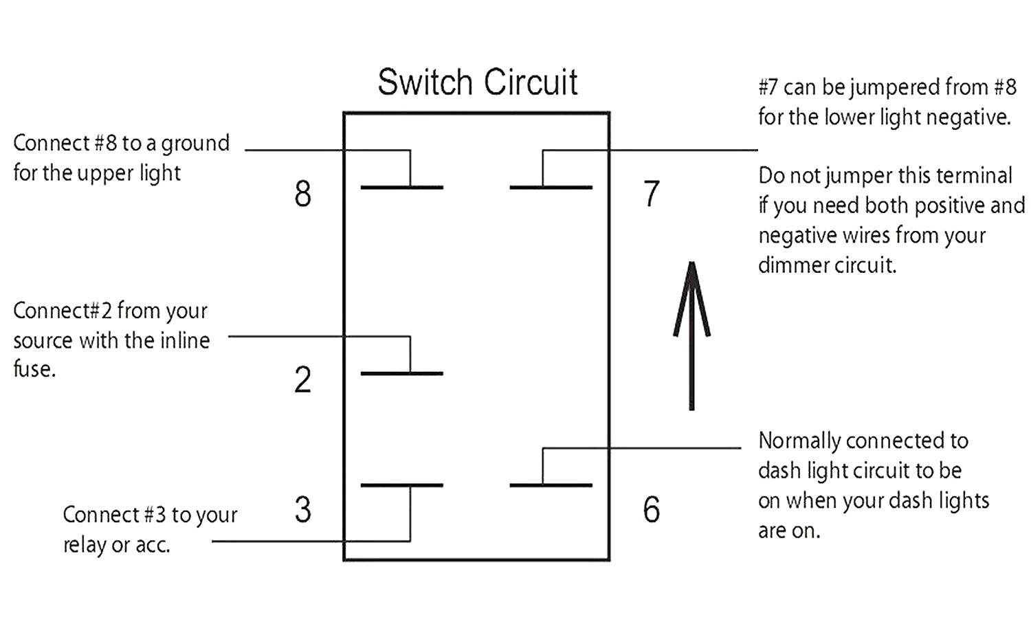 illuminated rocker switch wiring diagram magnetic starter seachoice best site