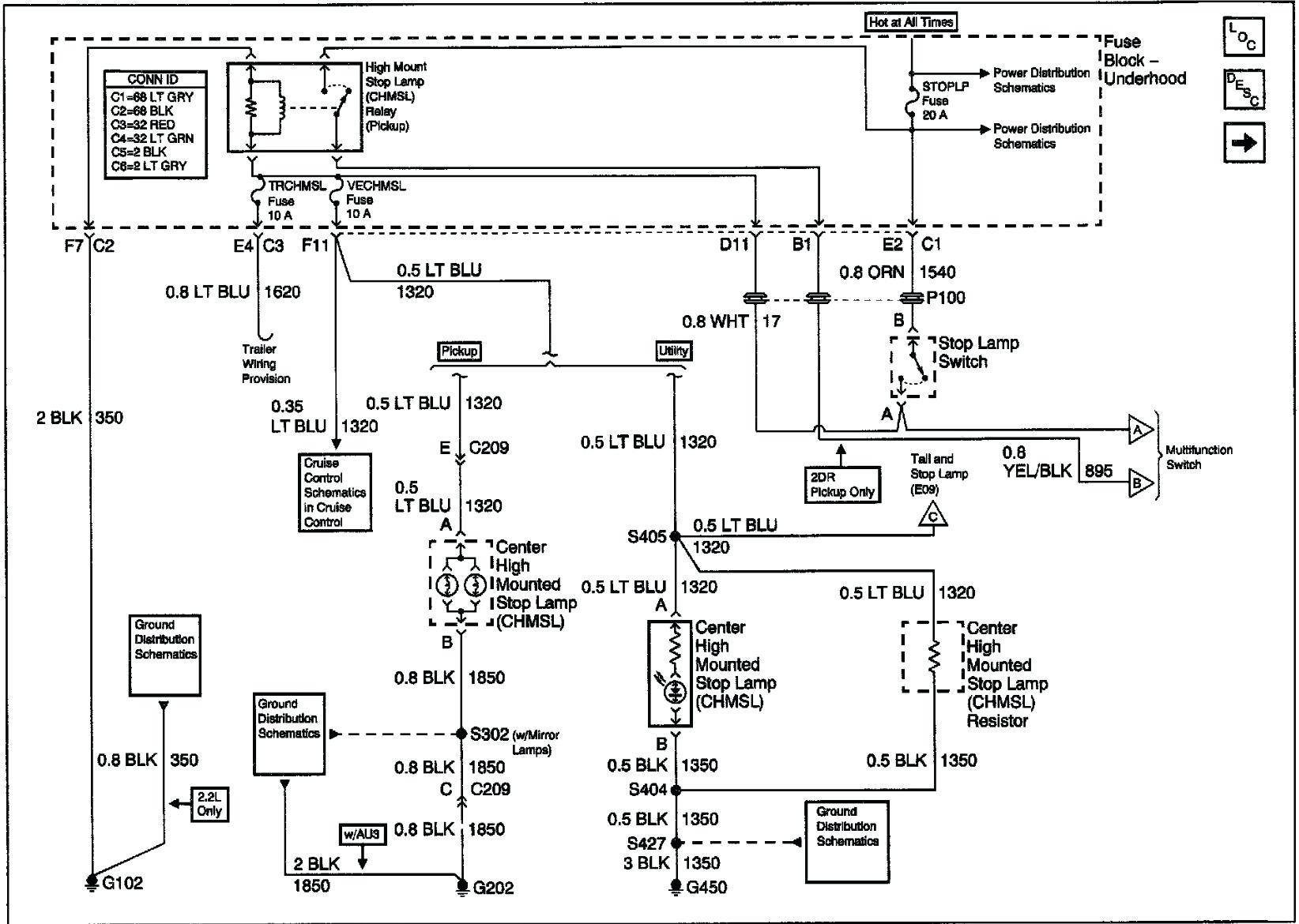 jeep radio wire harness diagram