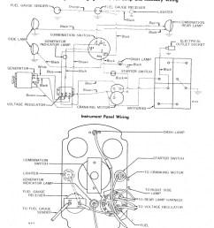 john deere 3020 fuel gage wiring diagram basic guide [ 970 x 1233 Pixel ]