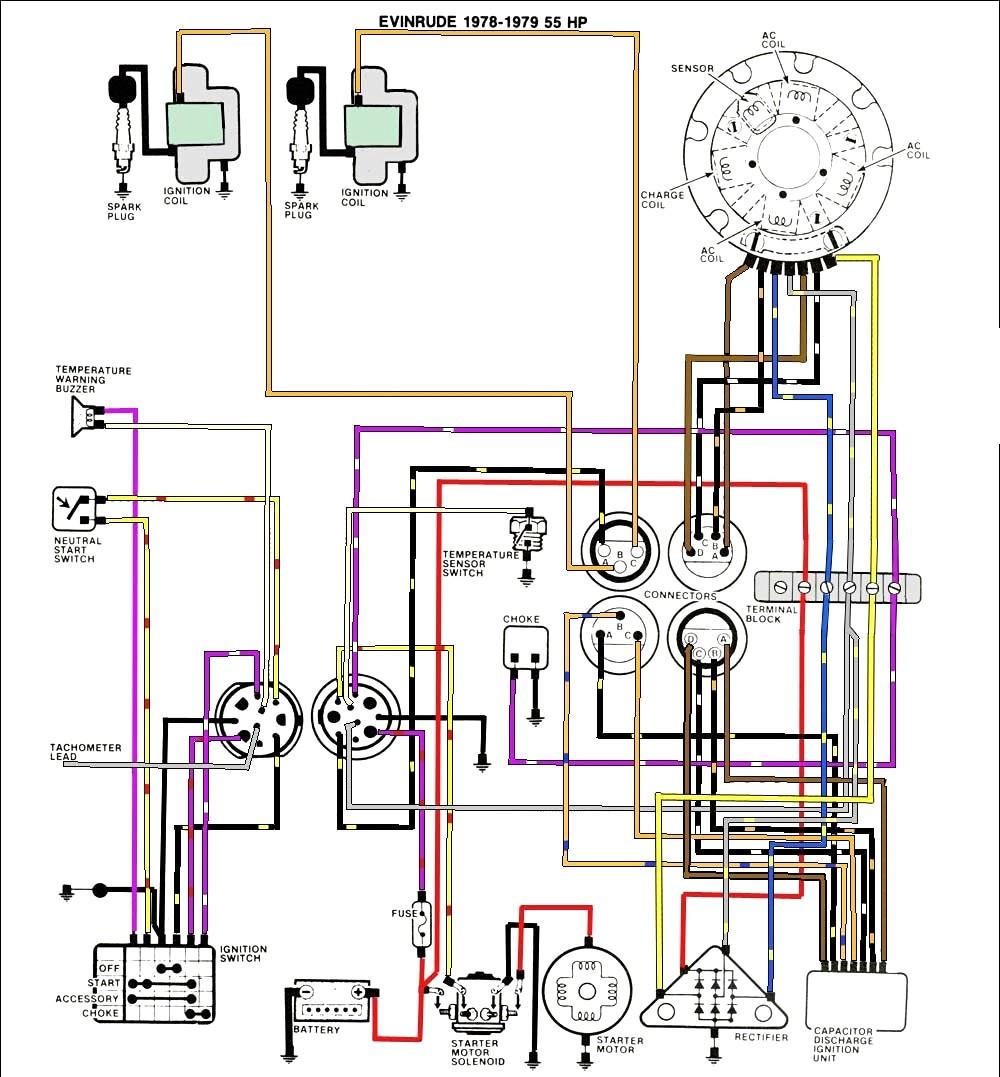 medium resolution of 1979 evinrude 40 hp wiring diagram electrical wiring diagram mercury remote control wiring diagram 1979 evinrude