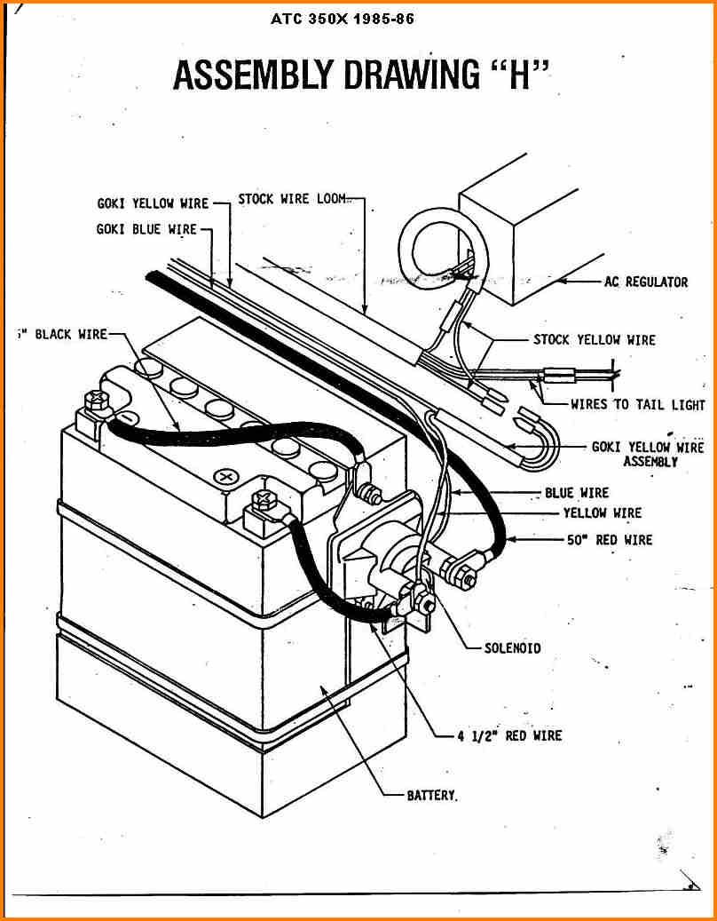 2000 Kawasaki Bayou 220 Wiring Diagram / 2000 Kawasaki