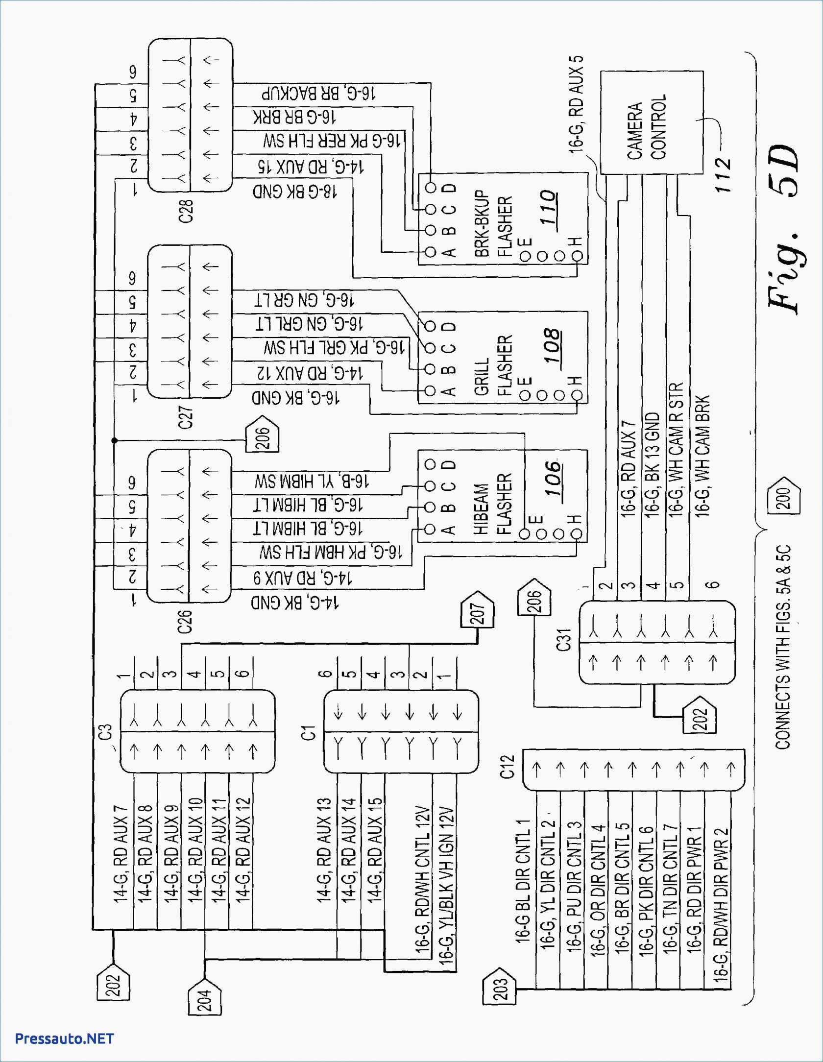 Wiring Diagram Of Pioneer Car Stereo