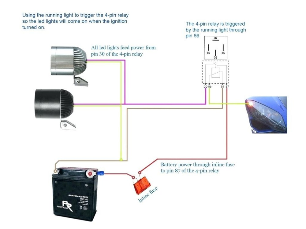 medium resolution of flood light wiring diagram for boat wiring diagram led connection diagram 4 pin led wiring diagram free picture