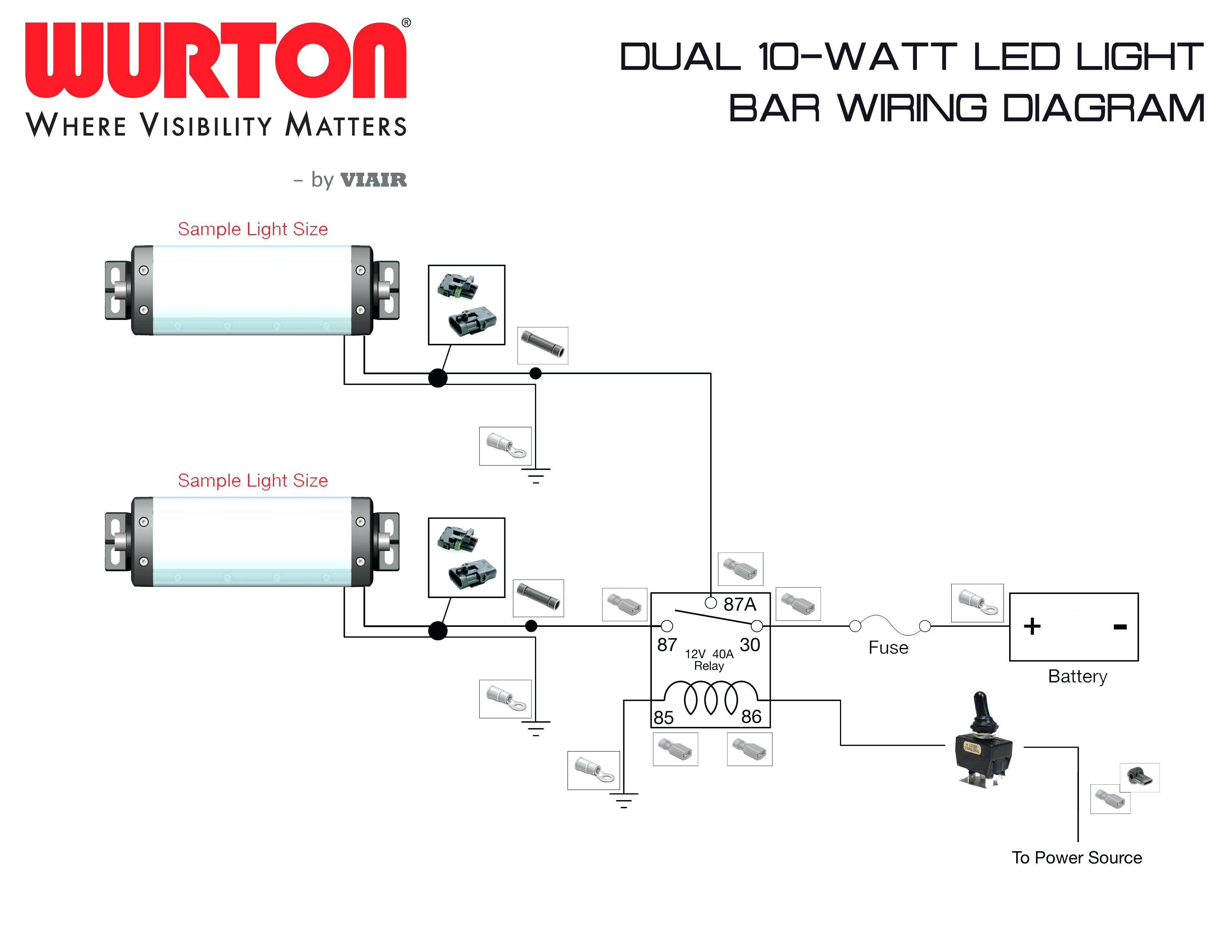 12v led lights wiring diagram for a hotpoint tumble dryer door light bar relay image