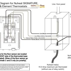 Nuheat Home Thermostat Wiring Diagram Network Installation Unique