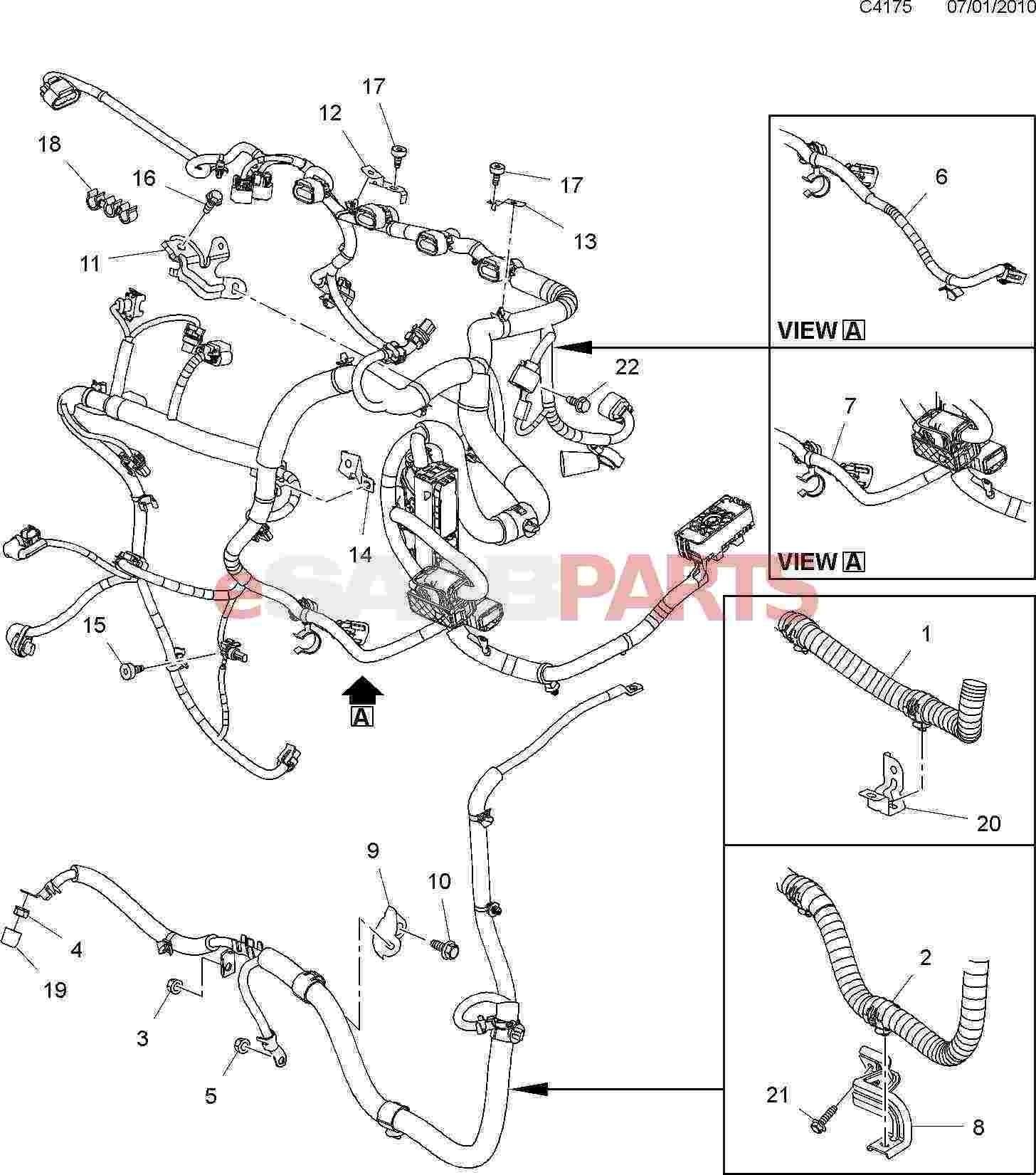 2008 saab 9 3 wiring diagram mitsubishi galant 5 towbar library