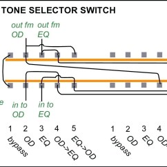 Speaker Selector Switch Wiring Diagram Mercedes E500 Rotary Heater