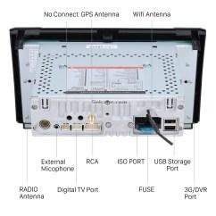 2016 Toyota Tundra Radio Wiring Diagram Vectra Towbar Backup Camera