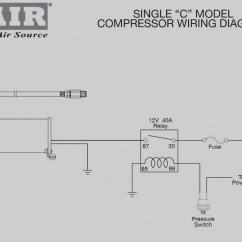 Train Horn Wiring Diagram Bentley T1 Hadley Air Horns Windstar Diagrams