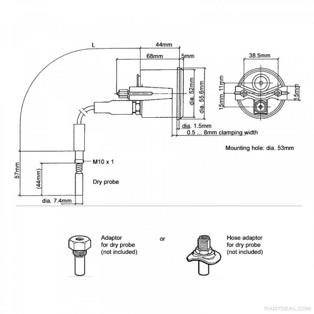 medium resolution of stunning vdo air temperature wiring diagram inspiration