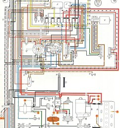 vw wiring diagram wiring diagram image rh mainetreasurechest com 1973 vw beetle engine [ 999 x 1526 Pixel ]