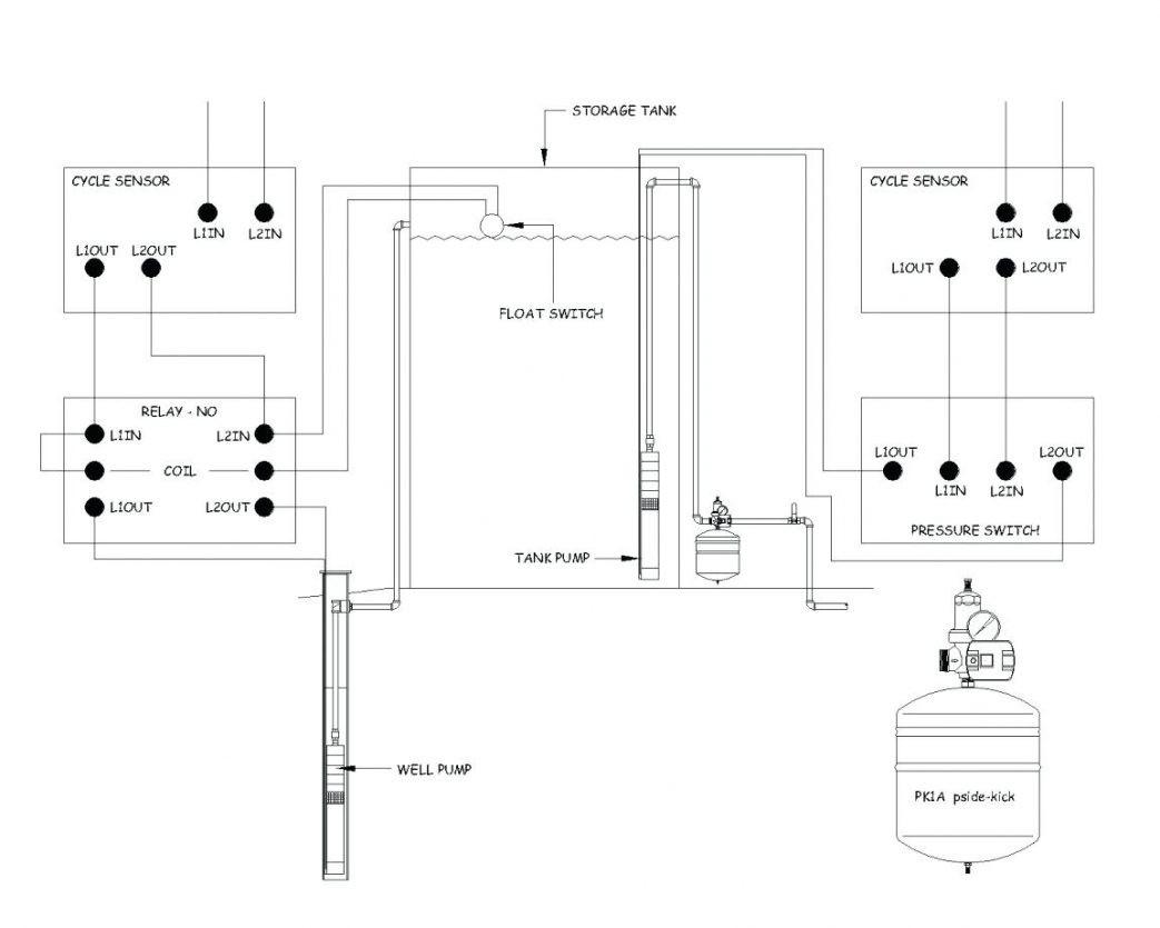 220 volt well pressure switch wiring diagram venn template word water pump