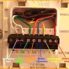 Honeywell Wifi Thermostat Rth6580wf Wiring Diagram Vw 1600 Engine For Thermostats