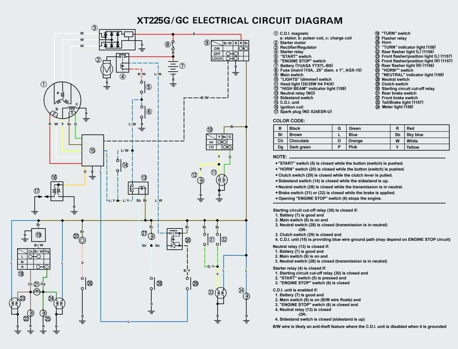 yamaha kodiak 450 wiring diagram abb vfd 400 new image