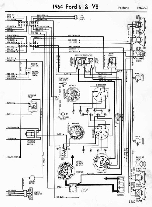 small resolution of 1955 ford customline wiring diagram trusted wiring diagram ford truck wiring diagrams 1955 ford customline wiring