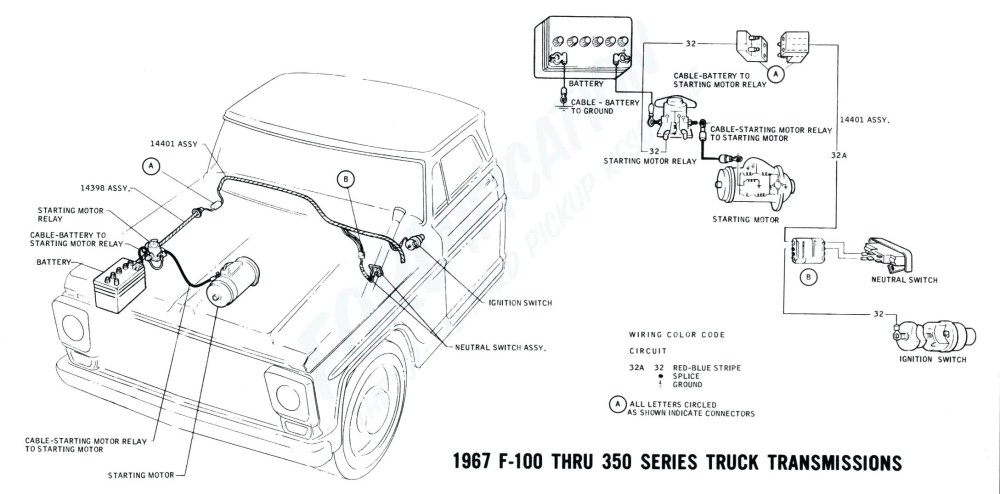 medium resolution of 1991 ford f150 starter solenoid wiring diagram wiring diagram rh wiringhero today 1987