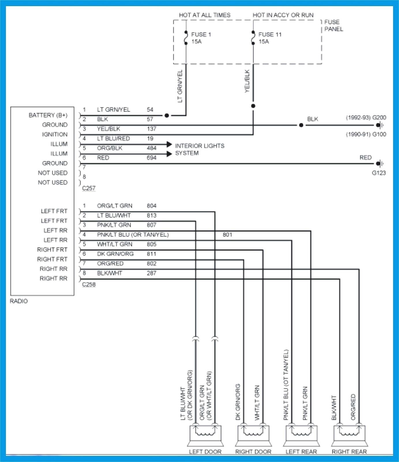 Diagram Database Just The Best, 2008 Dodge Ram 3500 Infinity Radio Wiring Diagram
