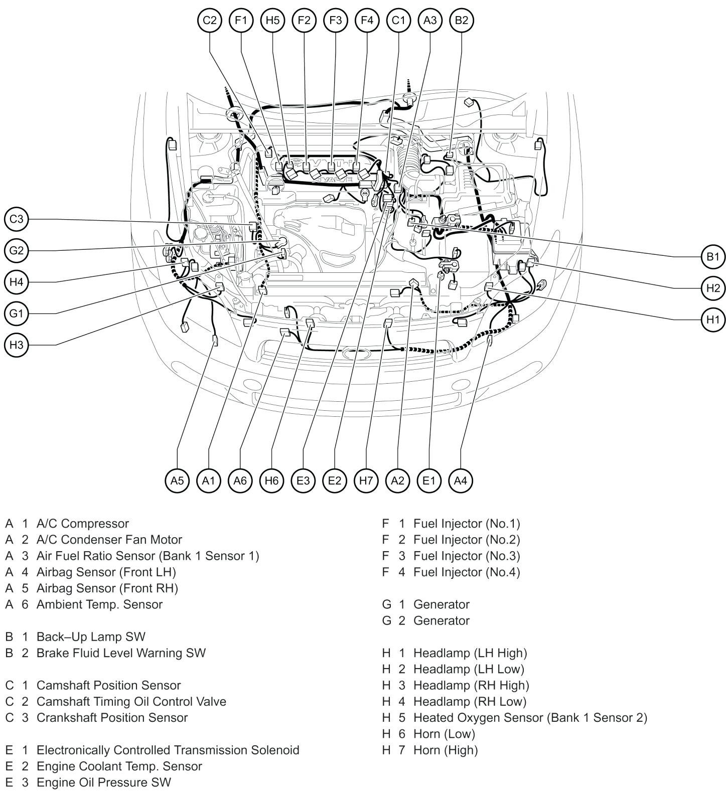 hight resolution of 2006 scion xb fuse box diagram wiring diagram image efi relay 2006 scion xb 2006 scion