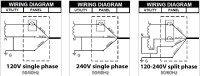 208 Volt 3 Phase Wiring - Wiring Diagram