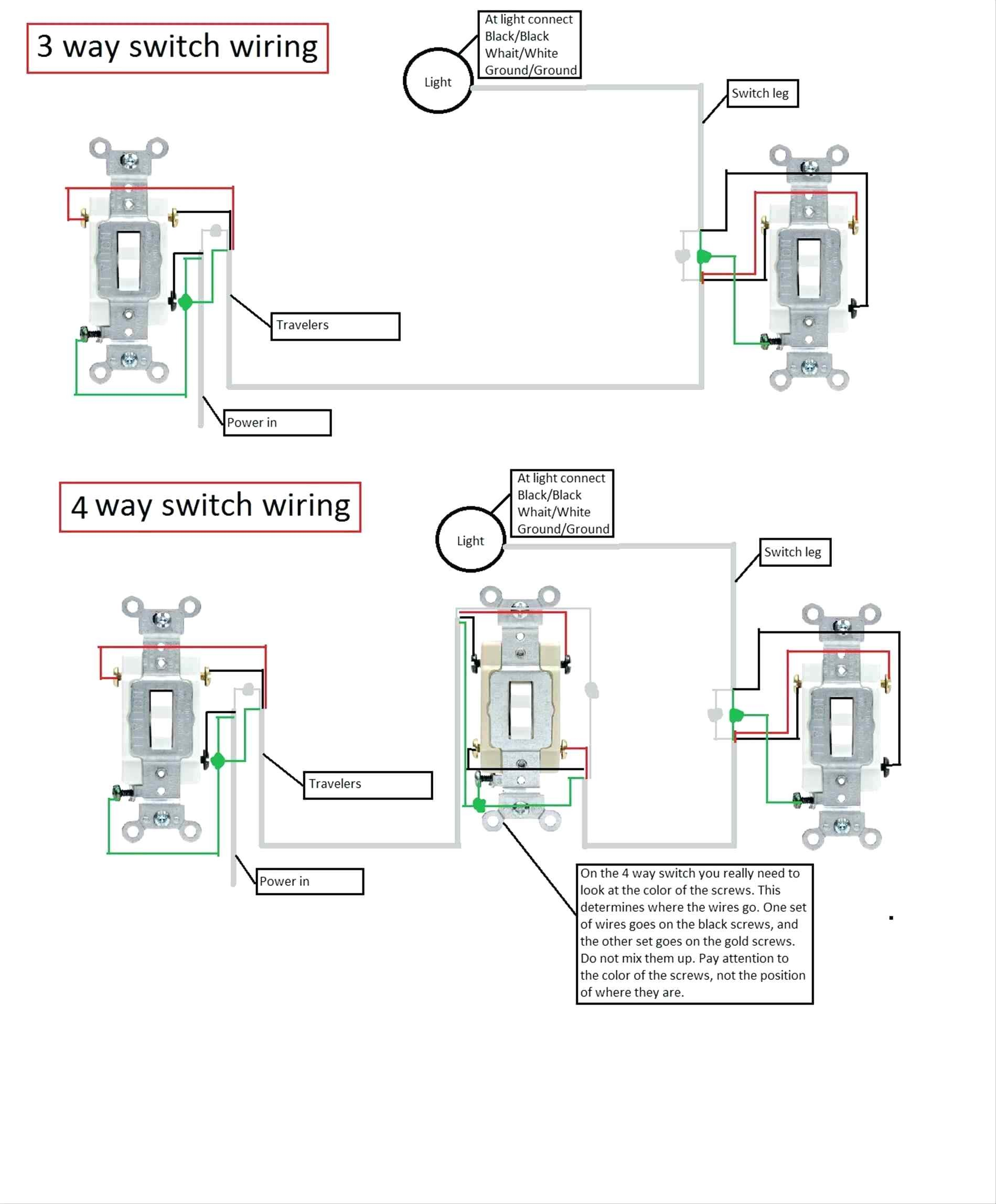 electrical wiring diagram light switch verizon fios home 4 way awesome