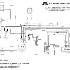 6 Pin Ac Cdi Wiring Diagram 2 P90 Scooter Racing Library
