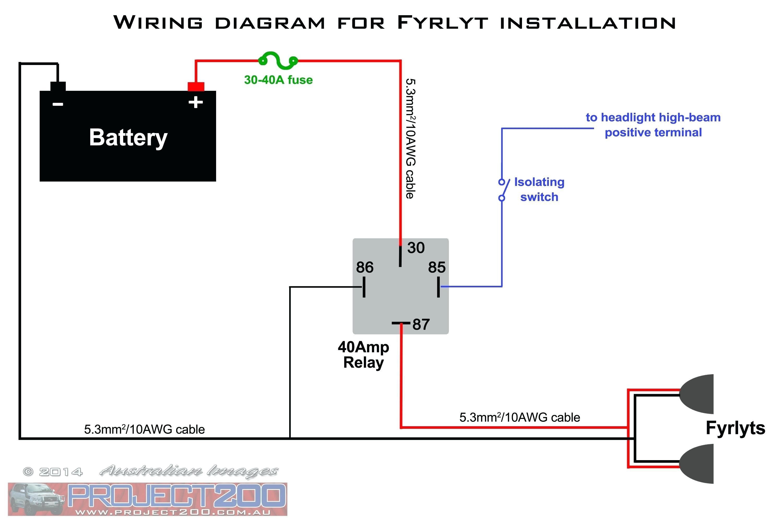 trailer plug wiring diagram 5 way narva 7 pin round 6 best of