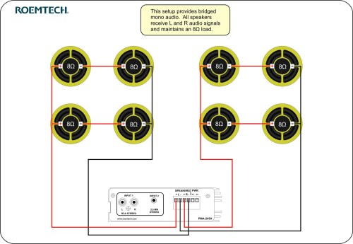 small resolution of 70v wiring diagram wiring libraryclassroom audio systems multiple speaker wiring diagram
