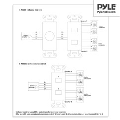 70 Volt Speaker Wiring Diagram Gfs True Coil 70v Stereo Library