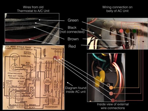 small resolution of red dot ac wiring diagram wiring diagrams u2022 wiring a central air conditioner red dot