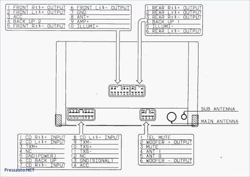 Clarion Car Audio Rca Wiring Diagram