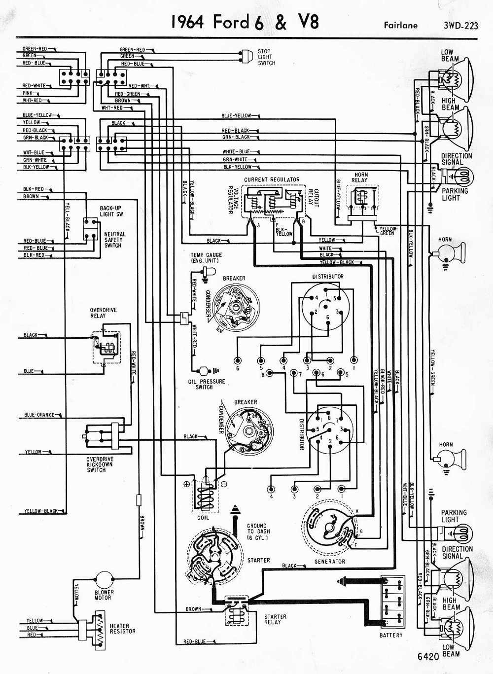medium resolution of 55 chevy pickup wiring diagram