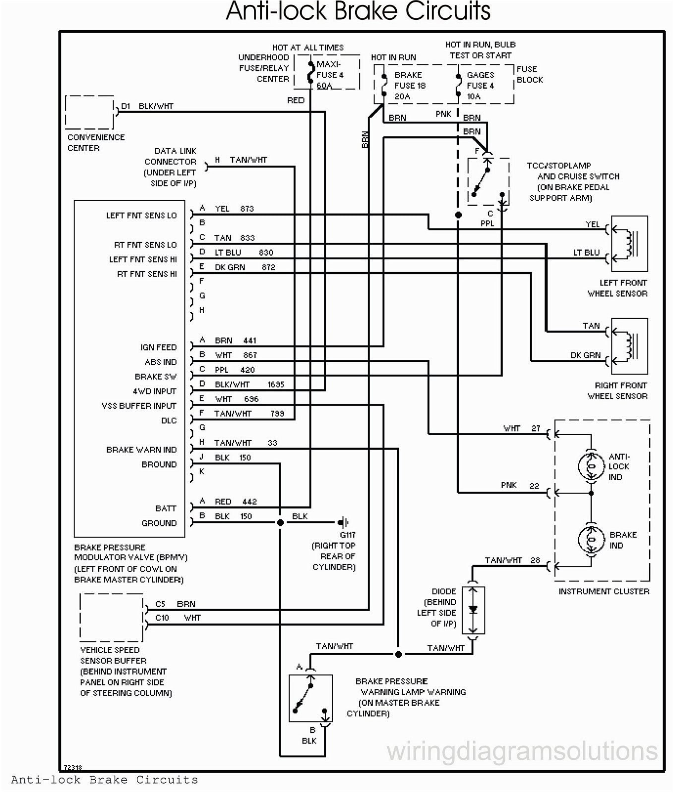 Brake controller wiring diagram ford