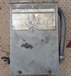 siemens 1d1n007 type fb transformer 7 5kva 240 480v prim 120 240v installing 75 kva dry siemens 75 kva transformer wiring diagram  [ 1195 x 1600 Pixel ]