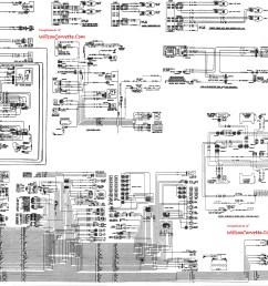 c3 corvette wiring diagram unique wiring diagram image rh mainetreasurechest com 81 corvette wiring diagram 1979 [ 3478 x 2211 Pixel ]
