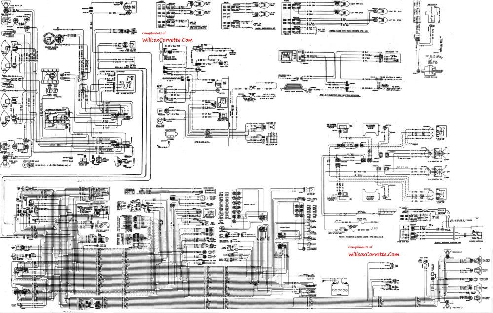medium resolution of c3 corvette wiring diagram unique wiring diagram image rh mainetreasurechest com 81 corvette wiring diagram 1979