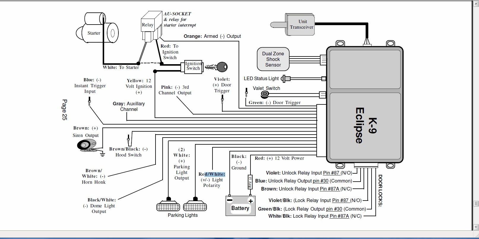 hight resolution of viper 211hv wiring diagram wiring diagram viper 211hv wiring diagram