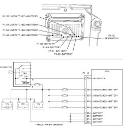 c15 cat ecm pin wiring diagram free block and schematic peterbilt  [ 1050 x 1050 Pixel ]