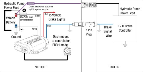 small resolution of 4 wire trailer wiring diagram unique electric trailer brake controller wiring diagram and inst 03