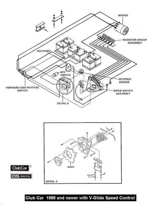small resolution of wiring diagram for volt club car golf cart the wiring ez go gas schematic diagrams