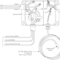 Nuheat Neostat Wiring Diagram 1998 Land Rover Discovery Radio Fahrenheat Thermostat Image