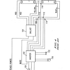 Bodine B50 Fluorescent Emergency Ballast Wiring Diagram Telephone Block Philips B50st