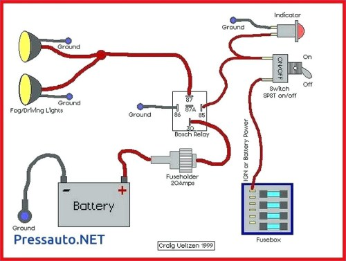 small resolution of wiring diagram for fog light switch here is how to replace the