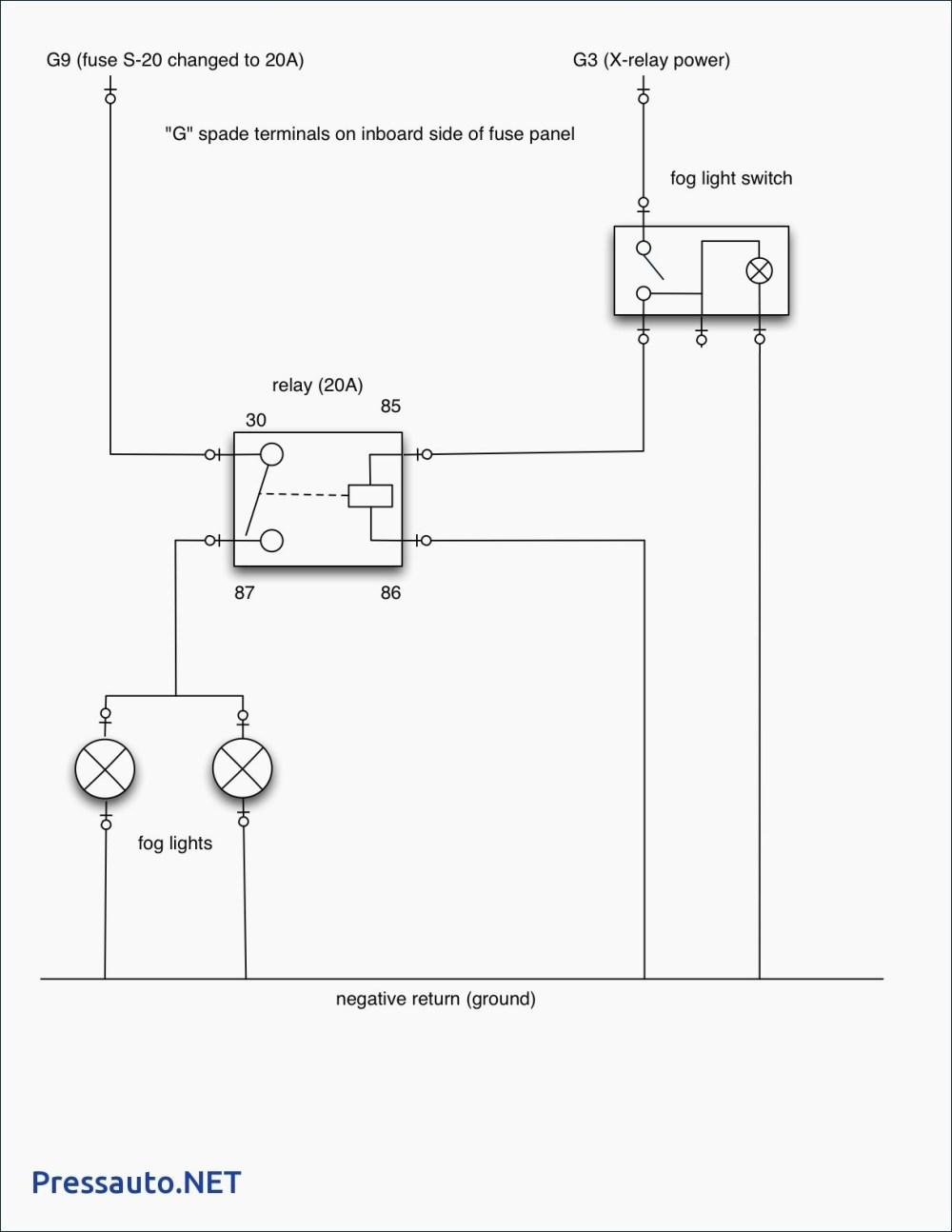 medium resolution of fog light wiring diagram fantastic