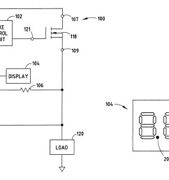 patent us and trailer brake control wiring diagram with controller [ 5984 x 2470 Pixel ]