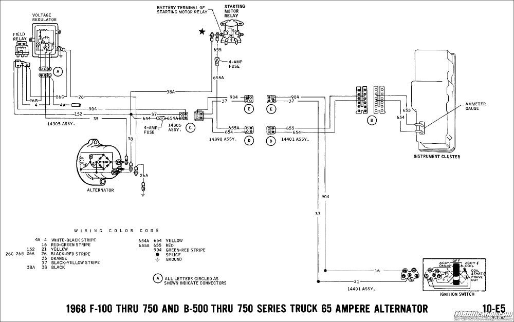 medium resolution of ford tractor 6610 alternator wiring diagram starting know about 3600 ford tractor starter wiring diagram ford
