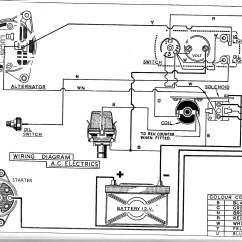 Ford Wiring Diagram Distributor 8 Pin Usb Tractor Alternator Elegant