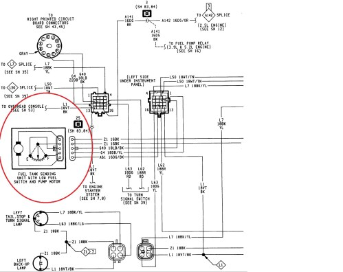 small resolution of car fuel gauge wiring diagram wiring librarydiy fuel pump gauge trouble shooting no dial up friendly